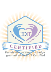 About - EDIT Cert logo