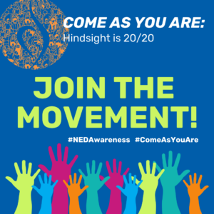 Join the movement - NEDAW2020